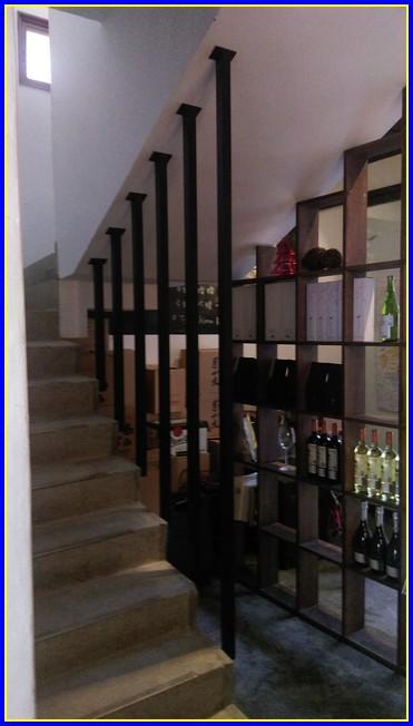 樓梯扶手/欄杆扶手/格柵設計/台中翔生工程
