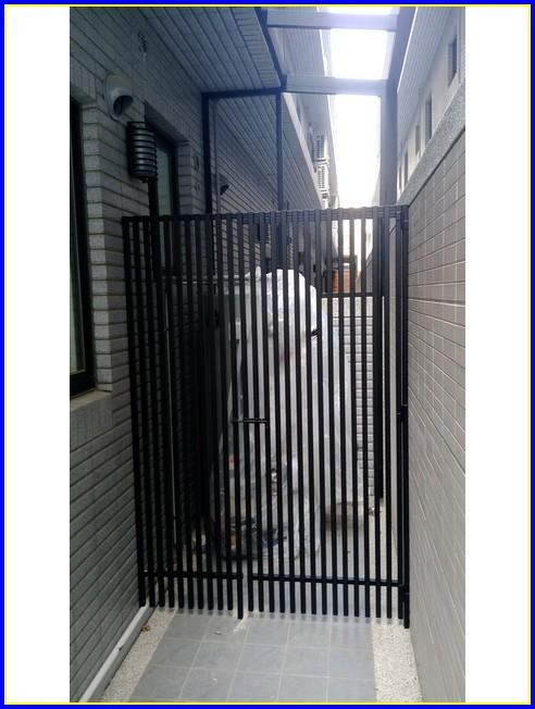 格柵門/方管格柵/台中門窗工程