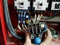 1080615消防控制盤零件更新5