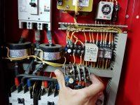 1080615消防控制盤零件更新1
