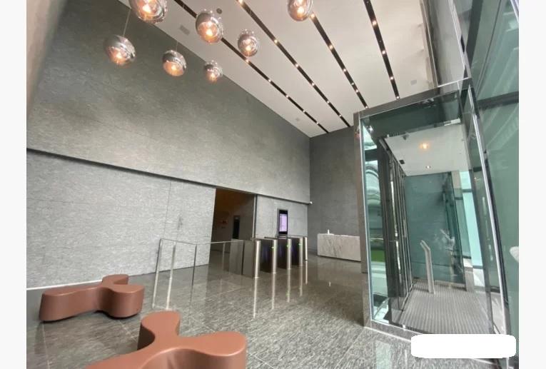 南港軟體園區站出口旁全新鋼骨A級豪景商-11