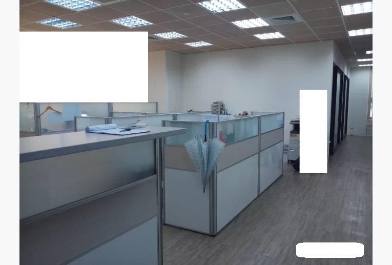 裝潢隔間辦公室87519898邊間採光-1