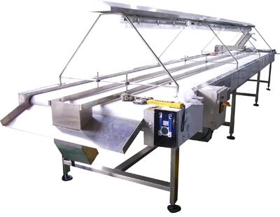 LJ-012不銹鋼平面式輸送機